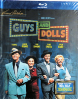 Guys and Dolls All Regions Blu-ray